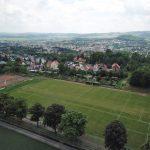 Sportplatz Warte in Pößneck